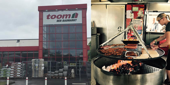 Enders Gasgrill Toom : Toom grill. cool huntress ladies night with toom grill. amazing toom