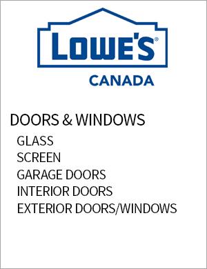 DoorsWindows