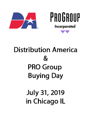 2019-07-31 Distribution America & PRO Group Buying Day