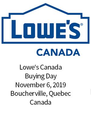 2019-11-06 LOWE'S CANADA