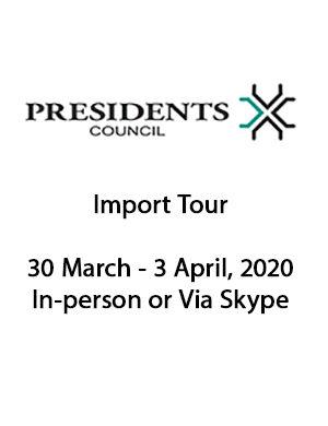 2020-03-30 Import Tour