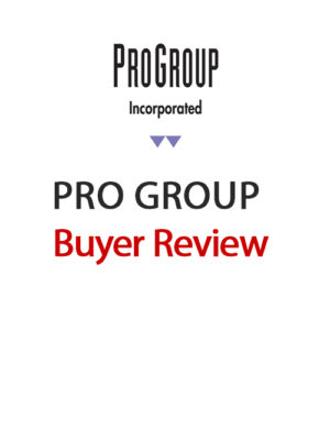 2020-PRO Group Buyer Review