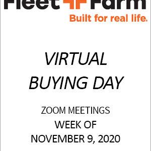 2020-11-09 Fleet Farm
